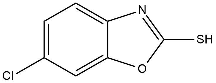 2-巯基-6-氯苯并恶唑